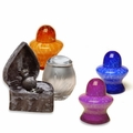 Glass Keepsake Cremation Urns