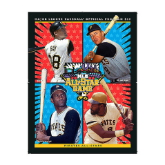 2006 All-Star Game Program - Pirates Players Cover