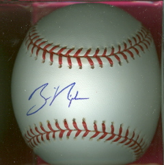 BILLY RIPKEN Autographed Baseball