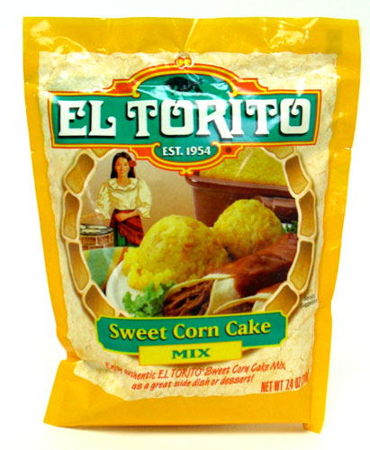 El Torito Sweet Corn Cake Mix 7 4 Oz