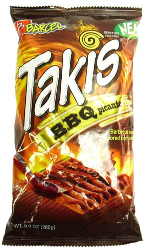 Takis Bbq Picante 988 Oz Pack Of 3