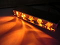 Orange 5LED LAZER LIGHT