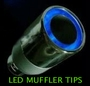 LED Exhaust Tips