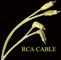 RCA Stereo Cables <br> (Gold Plated & Platinum)