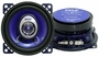 "Pyle 4"" 2 way car speakers PL42BL NEW 180 watts"