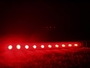 10 Inch Red LED Light Tube - Brighter than Neons