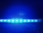 12 Inch Blue LED Light Tube - Brighter than Neons