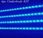 4pc Underbody LED Kits