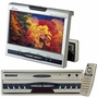 "Lanzar SVTV7R   In-Dash Motorized Flip-Up 7"" LCD Monitor & AM/FM TV Tuner"