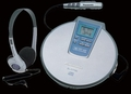 Portable Car Cd & Mp3