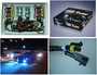 H1 HID Headlight Conversion Kit w/ Ballasts