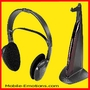 Sony Wireless Infared Stereo Headphones System MDR-IF330RK