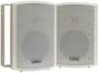 Outdoor Indoor White Speakers Waterproof