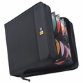 Case Logic NEW CD Wallet Holds 264  Cd's or DVD's  NYLON Cover
