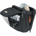 Case Logic - NYLON CD TRAVELER CASE; 24 DISC CAPACITY  - DMP24
