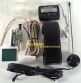 Universal Car Alarm w/ COLOR LCD Pager CS2 Crimestopper