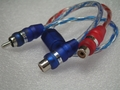 RCA Pro Interconnects Audio Cables