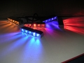 Motorcycle Lighting - Led Blasters 5 Spectrum Halo