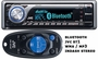 JVC KD-BT1 - Bluetooth MP3 / WMA CD Player
