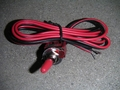 Toggle Switch w/ 3ft Wire