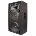"Pyramid PMBH215     650 Watt 7-Way 15"" Speaker Cabinet"