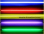 "8"" Neon Lights <br> [choose color]"
