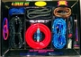 4 Gauge amp kit Professional Wire set Kit-4