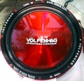 "Volfenhag 12"" Sub Woofer Competition Speaker 1000W ZX-4712"