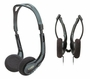Coby CV-H54 COMPACT FOLDING SLIMLINE DIGITAL STEREO HEADPHONES