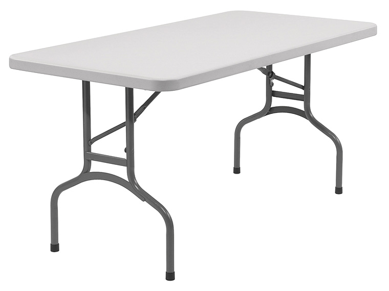 Resin Folding Tables 30 X 60 Table