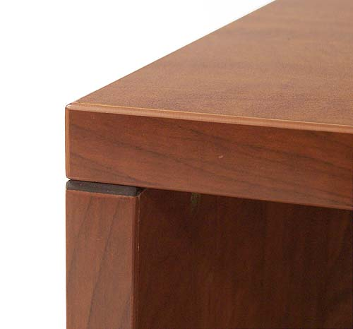 ... Cherry Laminate Office Furniture By Gibraltar    4 Piece Package ...