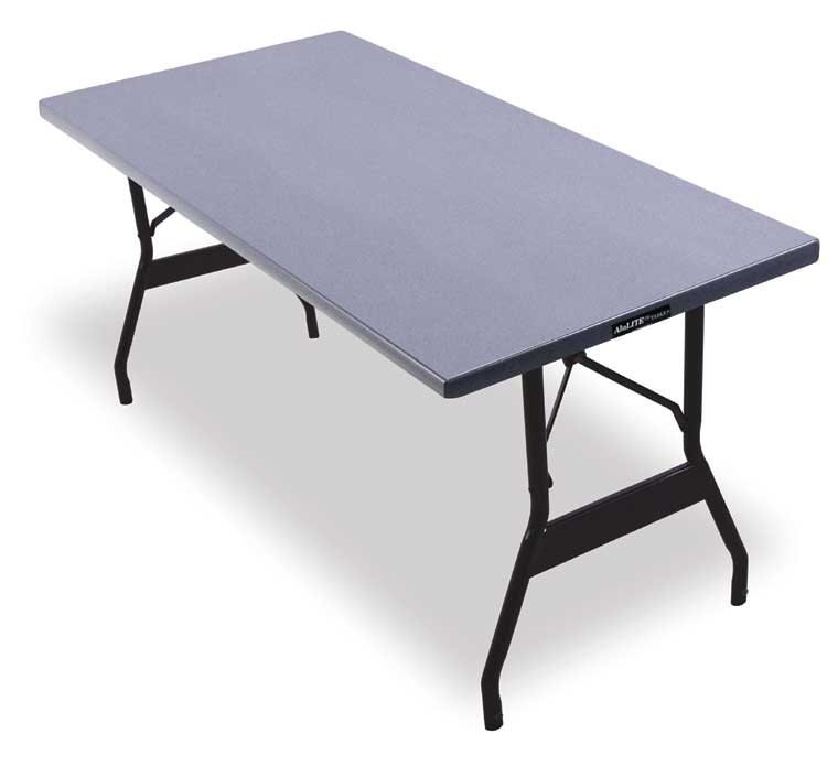 30 X 60 Lightweight Aluminum Folding Table Other Sizes Available