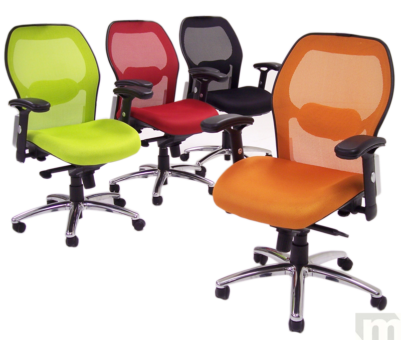 Ergonomic Mesh Back Office Chair In Stock Free Shipping