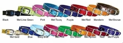 Pocket Pups Leather Collars