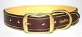 Deer Tan Collars 5/8 inch wide