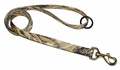 1 inch x 4 ft. with Brass Bolt Snap Wetlands Camouflage lead