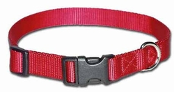 5/8 inch wide Kwik Klip Adjustable Dog Collar