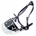 Rottweilers Wire Basket Dog Muzzle