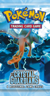 Pokemon TCG EX Crystal Guardians - New Pokemon Cards