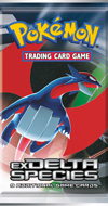 Pokemon Game Cards EX Delta Species - New Pokemon Cards
