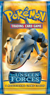 Pokemon Trading Cards EX Unseen Forces - New Pokemon Cards
