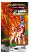 Pokemon FLAMEMASTER Platinum Arceus Theme Deck