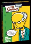 The Simpsons Mr. Burns Theme Deck