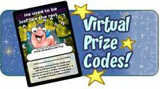 Neopets.com Codes and Cheats Neopet Rare Item Prize Code