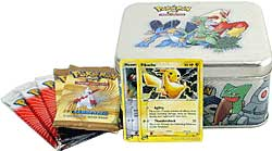 Pokémon EX Collector Tin