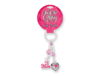 Just For Mom PURSE Charm Dangling Key Chain