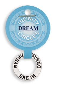 DREAM Infinity Circles Pendant