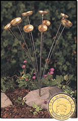 Large Garden Bells by Woodstock Chimes
