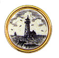 Tie Tack: Lighthouse