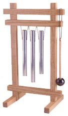 Emperor Desk Chime by Woodstock Chimes